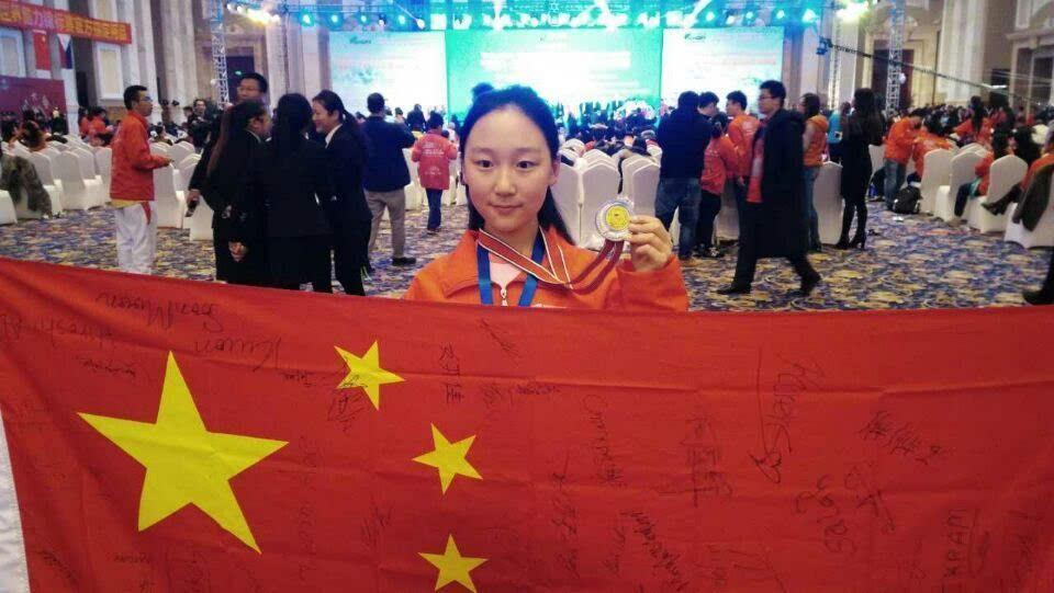 可爱中国小女孩头像