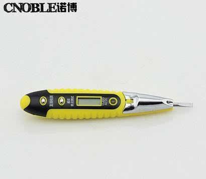 多功能数显感应测电笔