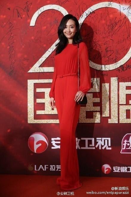 2015国剧盛典现场:胡歌范冰冰林心如唐嫣杨洋霍建华图片