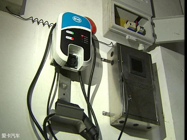 带你了解电动车充电桩安装