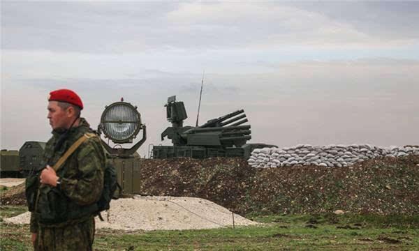 叙境内赫梅明空军基地