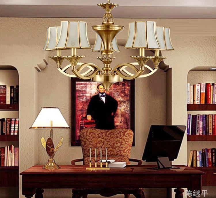 简约餐厅卧室欧式客厅灯