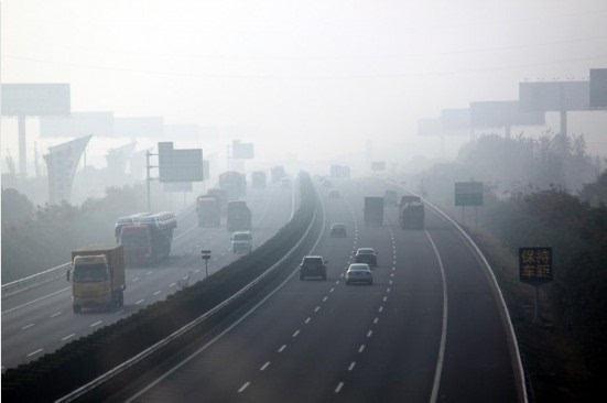 雾霾与gdp_面对雾霾 要GDP还是要命