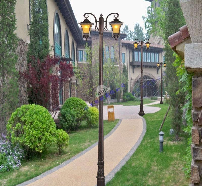 欧式建筑别墅