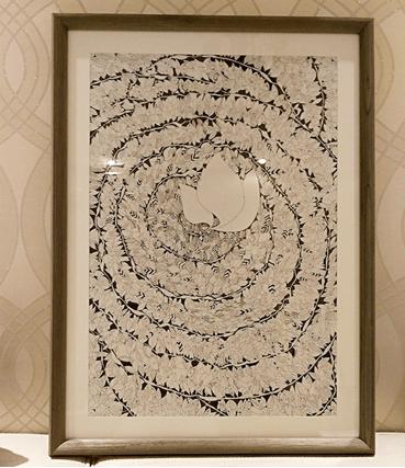 细胞器手绘简图