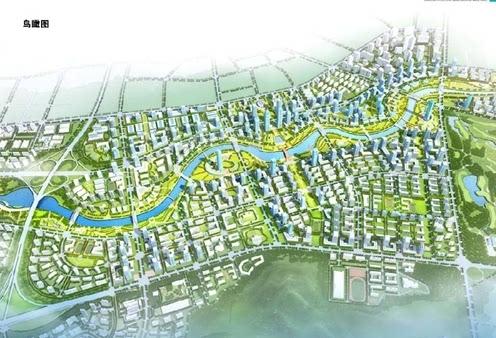 【中韩街道】    张村河两岸是重点 沿岸11个社区改造安置计划