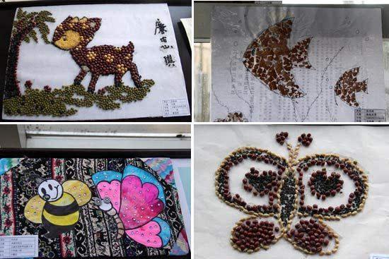 """""""保护环境 爱护动物""""手工作品展在动物园开展"""