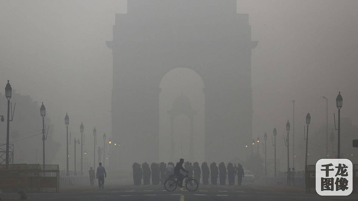 各国遭遇雾霾