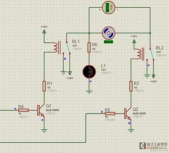 电路cad实验报告