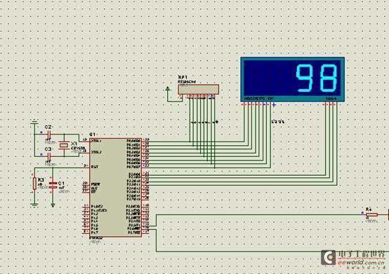 基于单片机的定时控制电路的设计