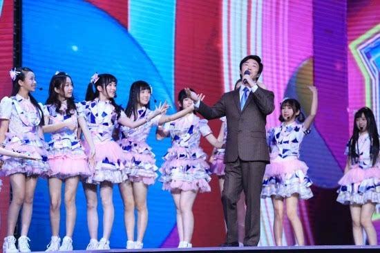 加入snh48单曲《爱的幸运曲奇》部分片段