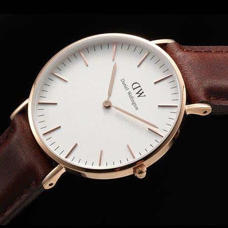 ...Daniel Wellington 丹尼尔惠灵顿0507DW女士超薄手表