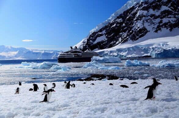 庄民们能去南北极旅游啦-搜狐