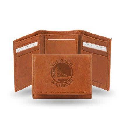 ico NBA球队LOGO印花男款三折钱包