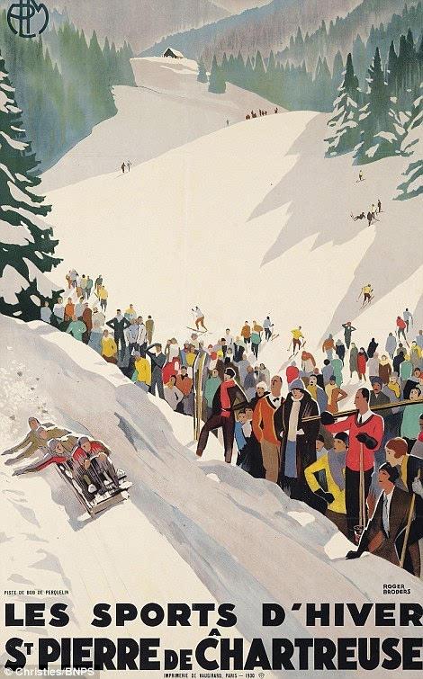 宣传海报手绘旅游瑞典