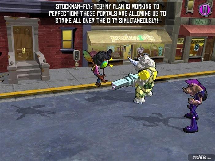 忍者神龟:电门游戏评测