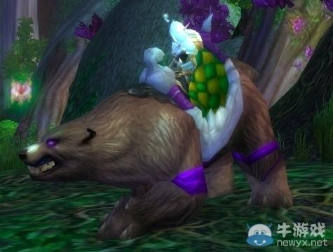 魔兽世界 快速拿暗月马戏团坐骑方法