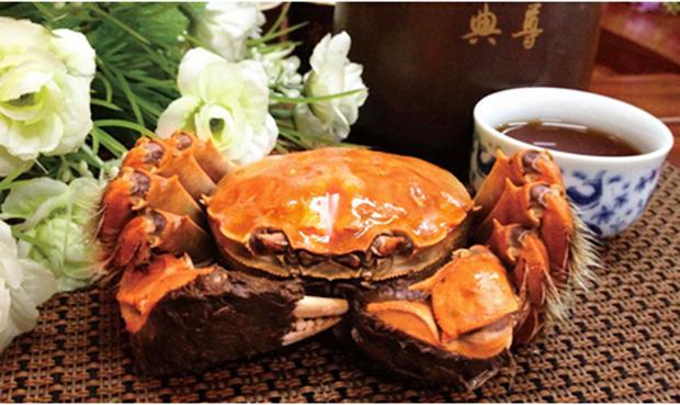 最肥的蟹_梁子湖大河蟹图片