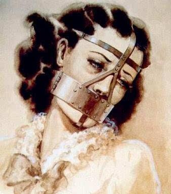 古代女子哭泣图片手绘