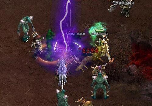 攻守兼顾《赤月传说》四大神器逆乱天地