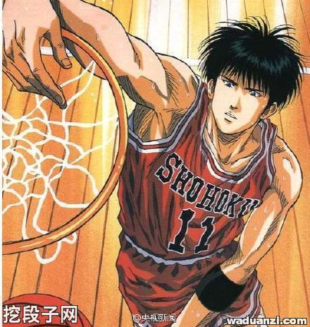 还记得樱木花道,流川枫,三井寿吗?还记得胖胖的安西教练吗?