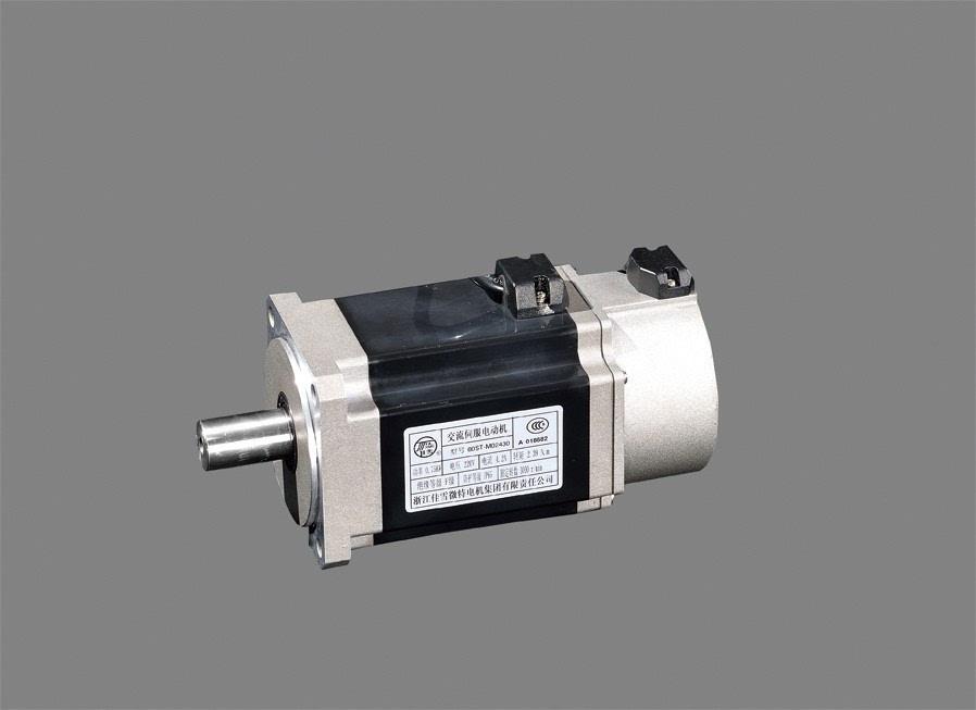 分为直流和交流伺服电动机两大类,其主要特点是,当信号电压为零时无自