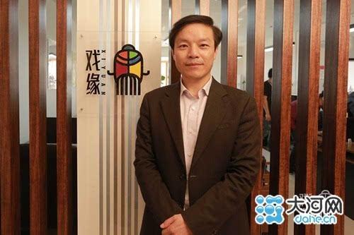 他主演的《村官李天成》获得第二十届中国戏剧梅花奖的榜首.贾老师图片