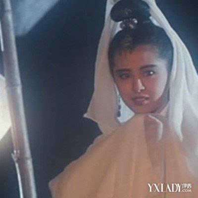 王祖贤画中仙剧照一览 看一代女神的精彩演绎