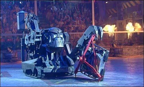 《机器人大擂台》将重出江湖,80后的撕逼回忆有哪些?