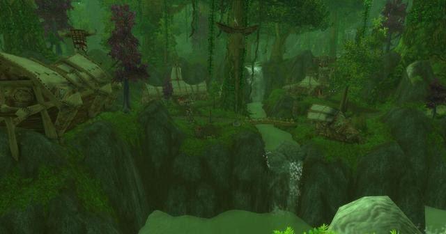 魔兽涨姿势:雷霆崖的青草芬芳