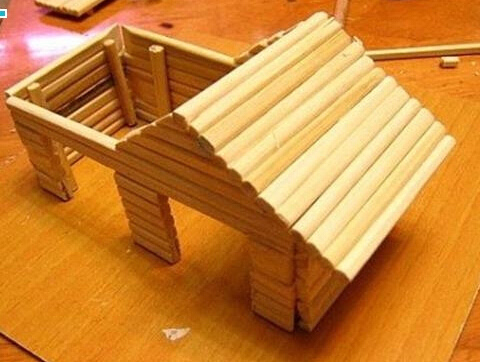 筷子手工制作大全图片步骤图解
