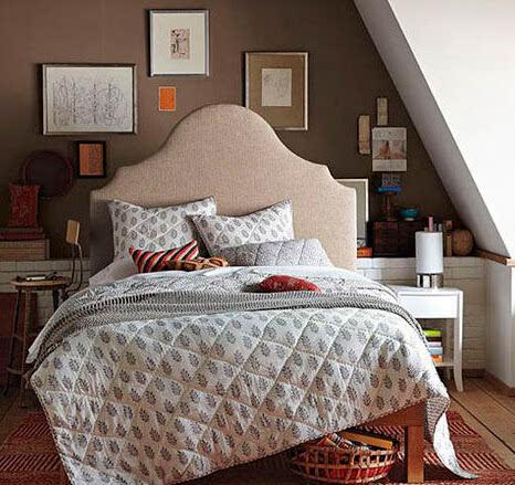 8种简欧风格卧室装修效果图 床头只选软包和实木(图)