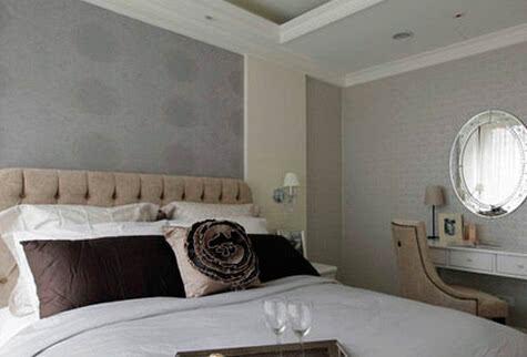 8种简欧风格卧室装修效果图