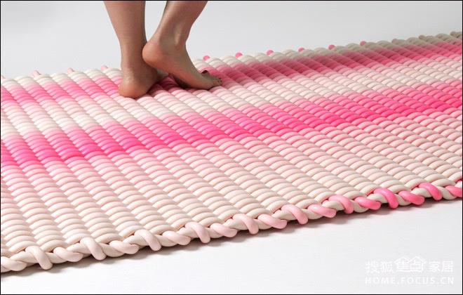 素色花纹地毯贴图