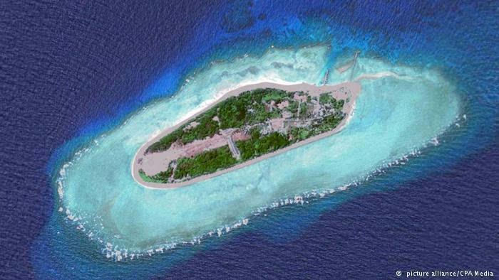 仲裁太平岛不是岛