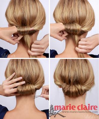 2016春夏最流行的发型原来是中分