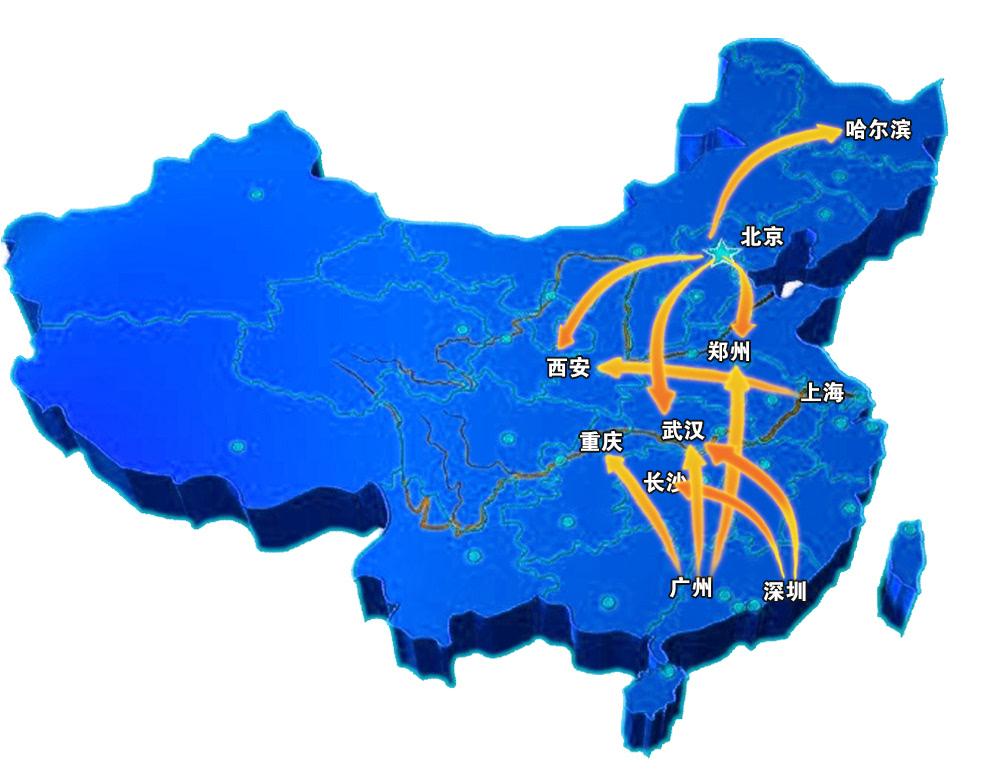 春运大幕拉起 带你看郑州火车站回家的背影图片