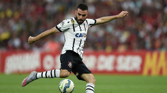据sport1的报道,沃尔夫斯堡接近签下巴西前锋亨里克(bruno henrique).