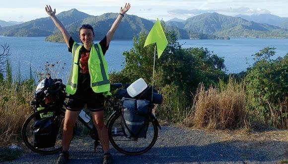 23岁哈佛取向环球骑行要知道1001个关于气候的怎么女生收集女生图片