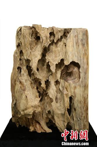 专访张如东:木雕是记录我时间的技艺