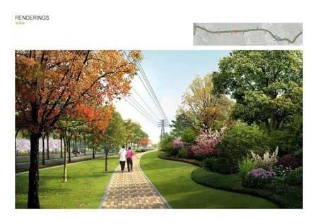 苏州花窗矢量图