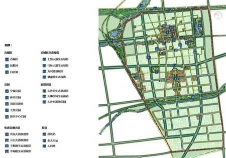 河南修武生态系统规划设计