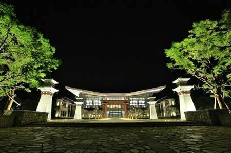 北京雁栖湖国际会都核心岛入口广场及南广场景观设计