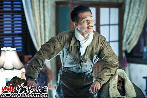 """白宇《少帅》演文章同龄 被调侃""""最显老90后"""""""