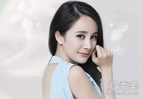 手绘短发美女刘涛