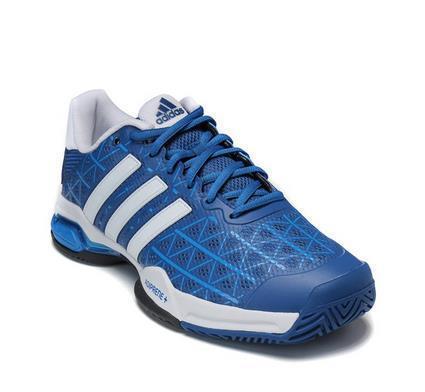 7折好价 ADIDAS阿迪达斯男款织物低帮网球鞋AF6778