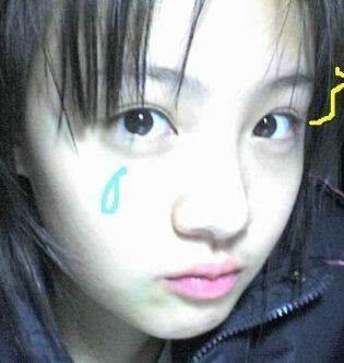 正面:郑爽这个妹子也是一夜成名