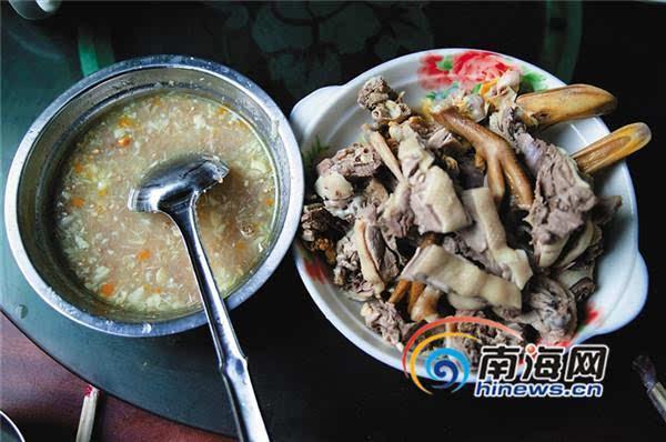 春节海南西线旅游攻略:看昌江红木棉 吃乐东黄