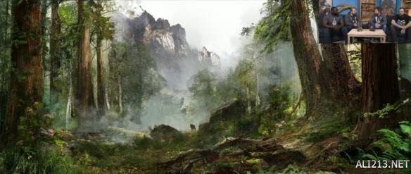 《孤岛惊魂:原始杀戮》女战士建模图及新原画放出