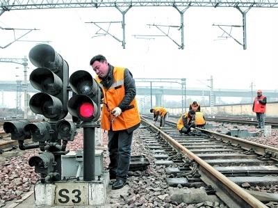 轨道电路检修